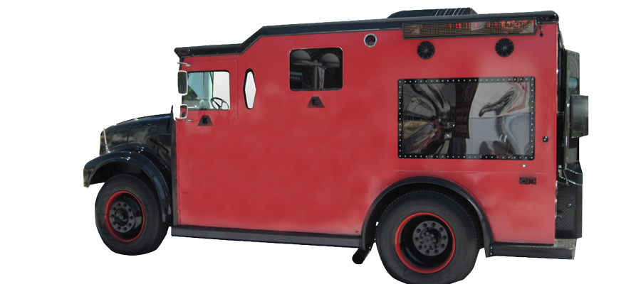 Custom Conversion Truck